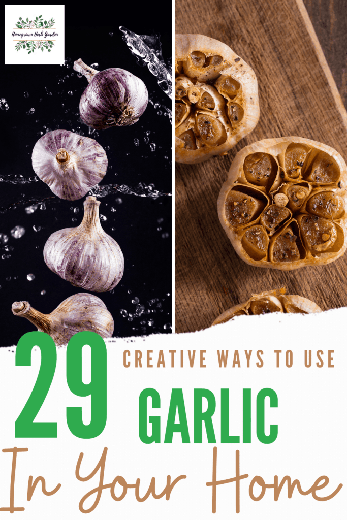 how to use too much garlic