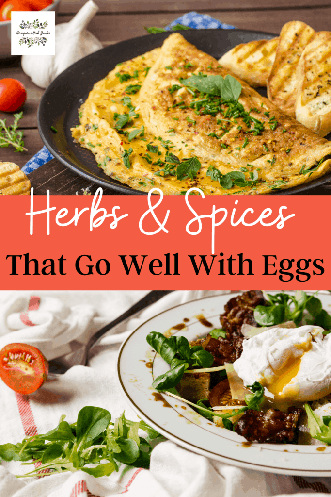 herbs that go well with eggs