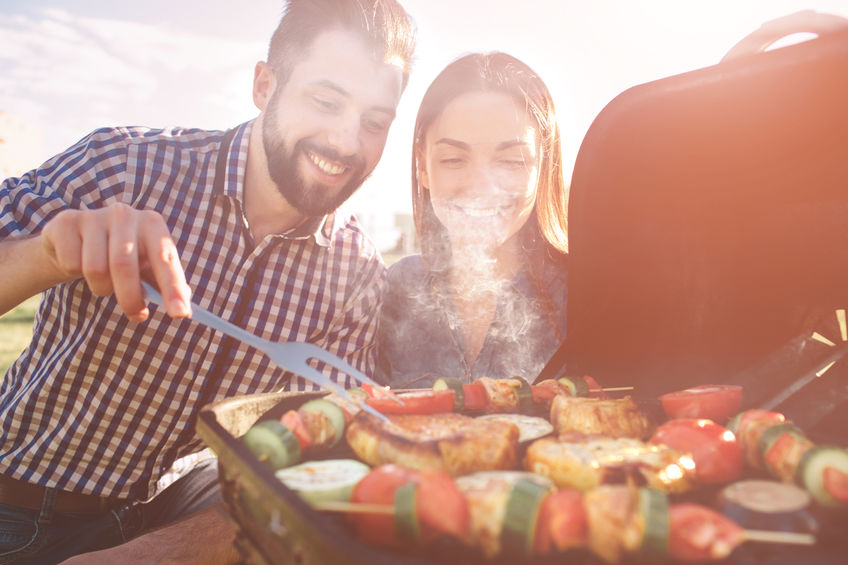 Stay safe while enjoying grilling season
