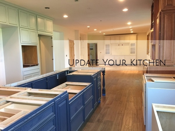 How To Update Your Kitchen Without Renovating