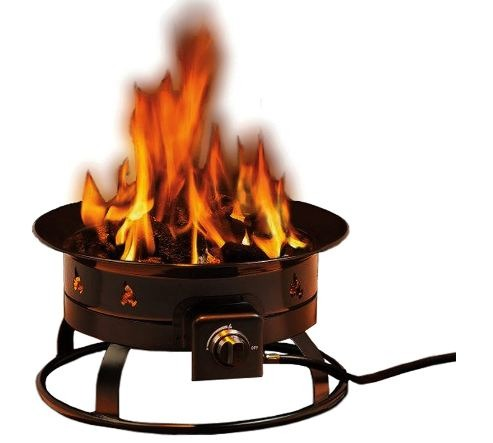 types of firepits