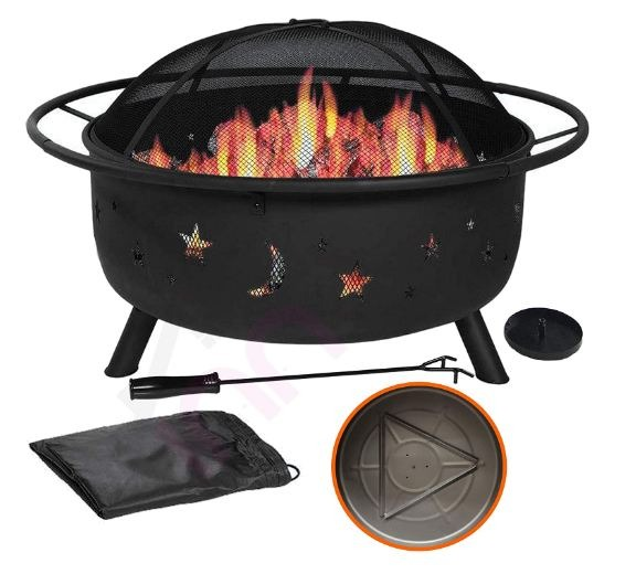 uses of a firepit