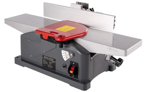 a jointer planer combo machine