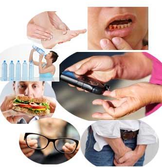 Common Symptoms Of Diabetes