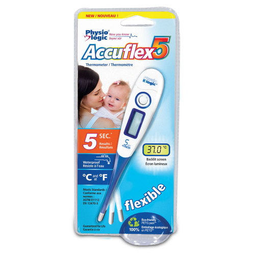 Physiologic Accuflex 5 Digital Thermometer