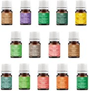 Essential Oil Set 14 - 5 ml. Pure Therapeutic Grade