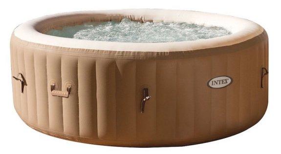 1 PureSpa Cheap Inflatable Hot tub