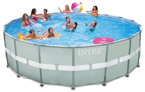 INTEX ULTRA ABOVE GROUND POOL ROUND
