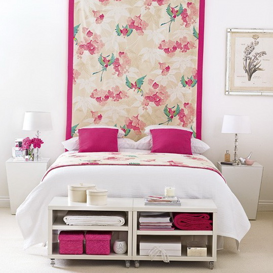 Pretty Pink Bedroom Hotel Style Bedrooms Ideas For Home Garden Kitchen