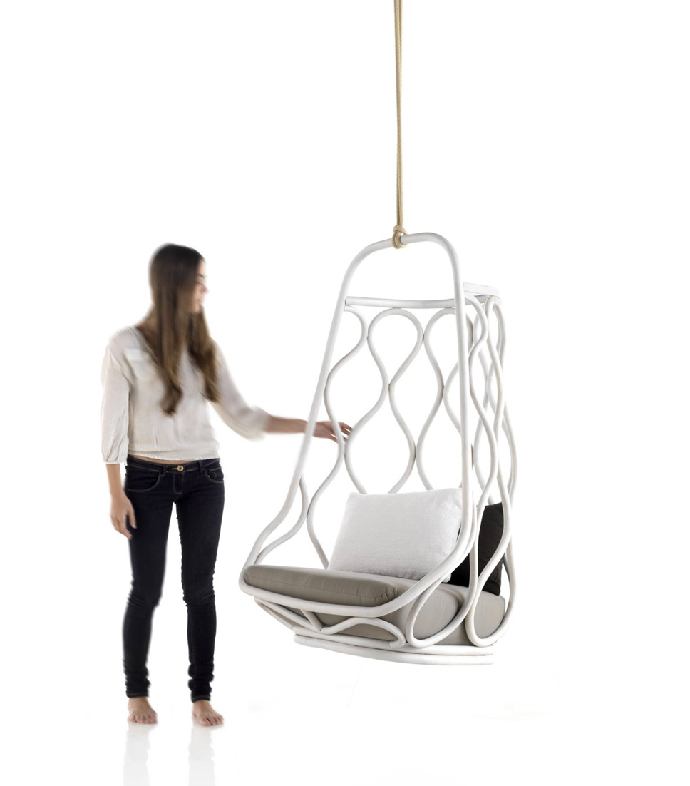 hanging swing chair outdoor hanging chair india stylish rattan