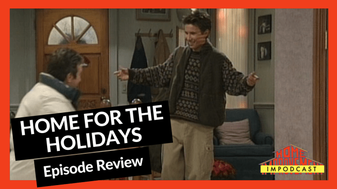 Home Impodcast A Home Improvement Tim Allen A Podcast About