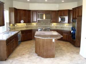 Kitchen Remodel in Greenville SC, Ceramic tile in Greenville SC