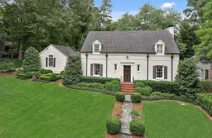 Wildwood Buckhead Neighborhood Of Homes