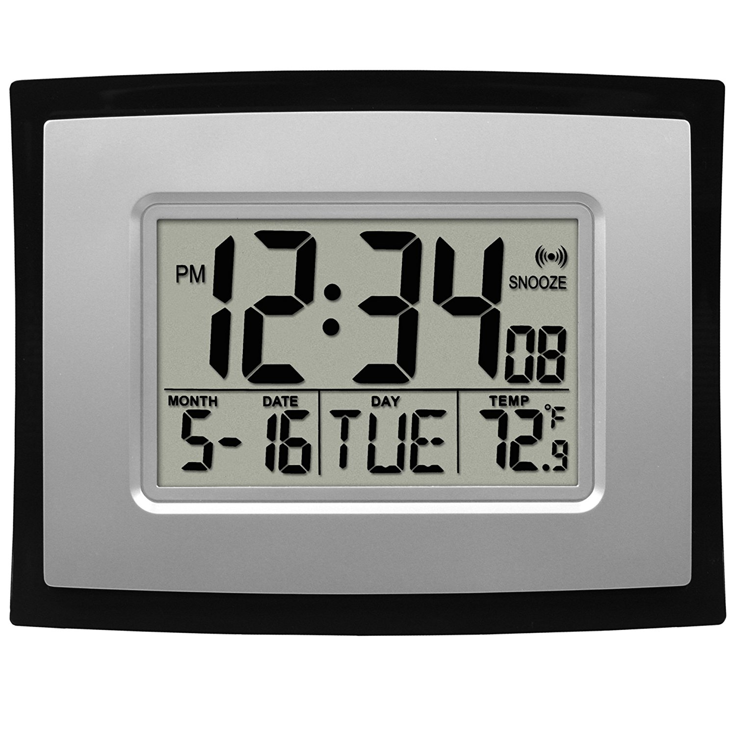 Electric Wall Clock Review Know Time Better Homeindec