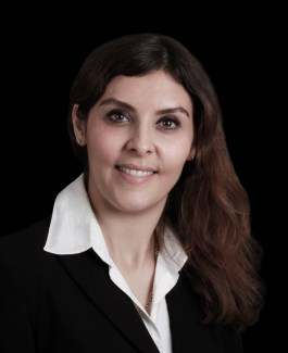Nasrin Zahmatkesh Oladi, Toronto real estate agent