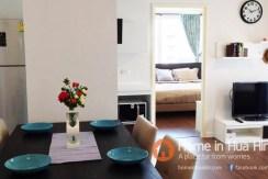 2 Bedroom Condo for Rent in Hua Hin