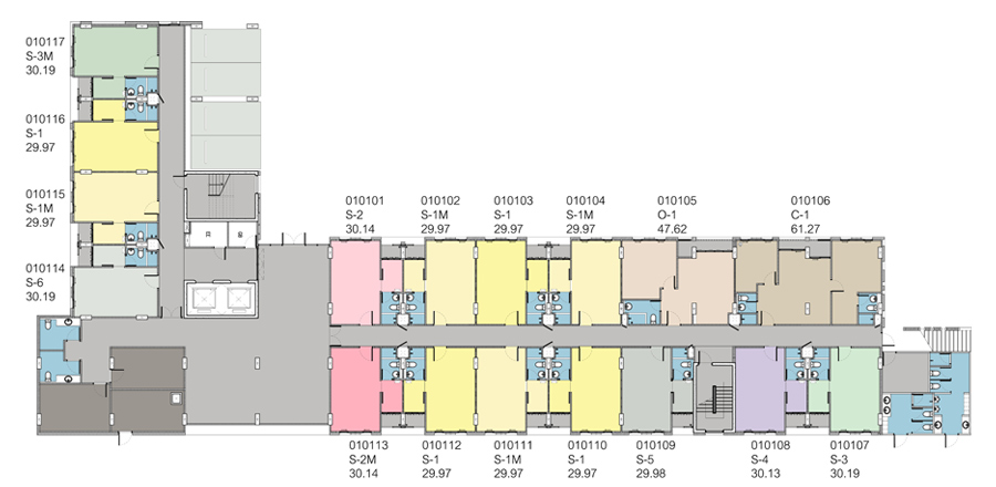 First Floor - Baan Imm Aim