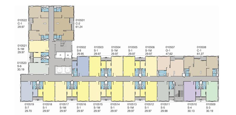 5th Floor - Baan Imm Aim
