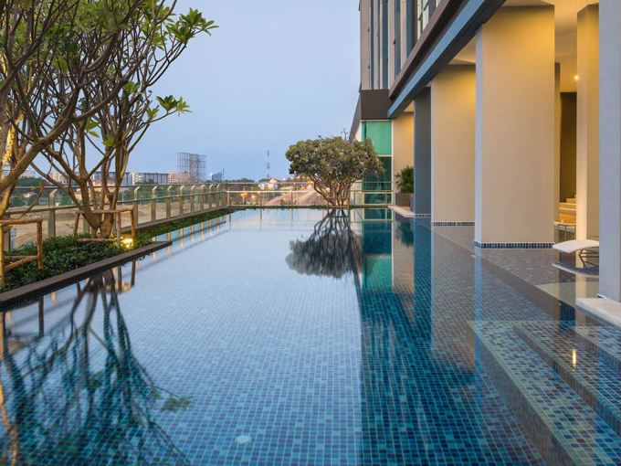 Baan Kiang Fah Hua Hin Swimming Pool