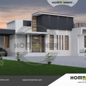Dhalai 10 Lakh stylish small house designs