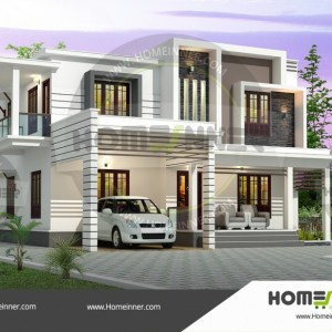 Shimoga 24 Lakh home design plans and cost