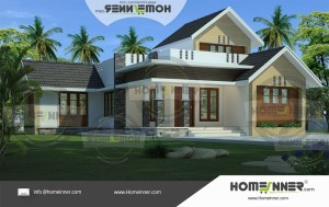 HIND-11080 house plan size