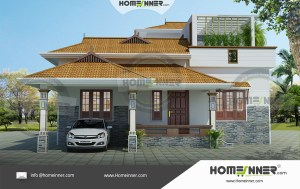 HIND-21082 house plan size