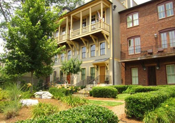 Seven Norcross Luxury Townhomes