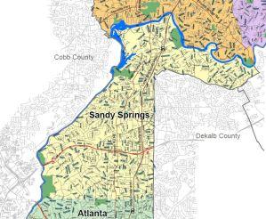 Sandy Springs Zip Code-Real Estate Market Report
