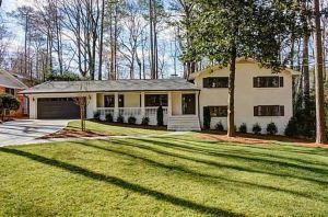 North Springs Sandy Springs GA Homes For Sale