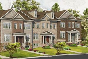 Providence Group Sandy Springs Luxury Townhomes In Townes At Chastain