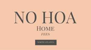 Limited Sandy Springs No HOA Fee Homes For Sale Delivered