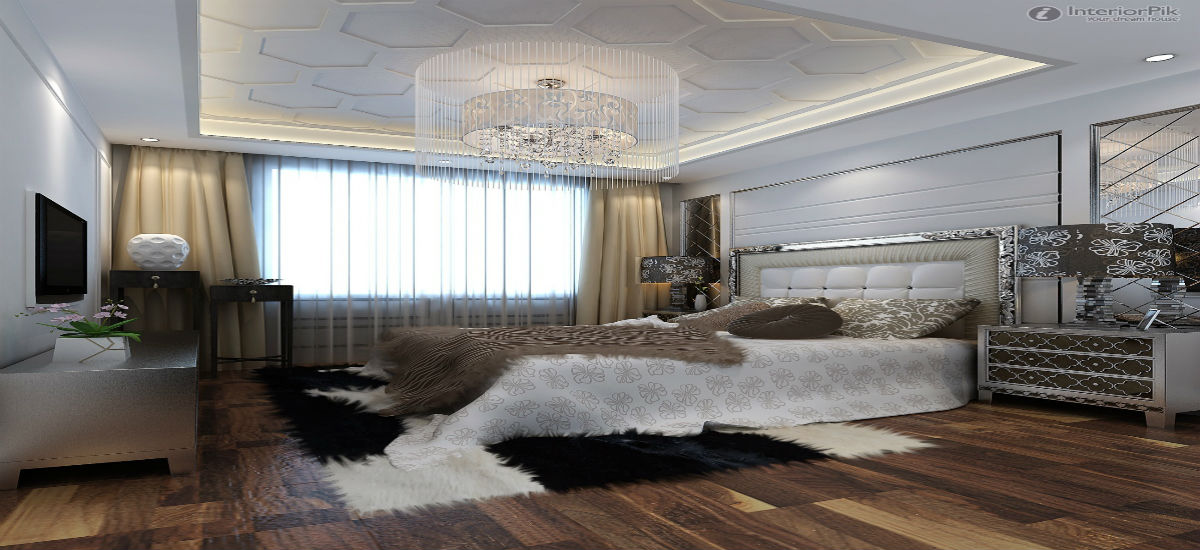 How To Decorate Your Bedroom With Crystal Chandeliers