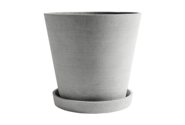 Hay Polystone Flowerpot Grey XXX-Large