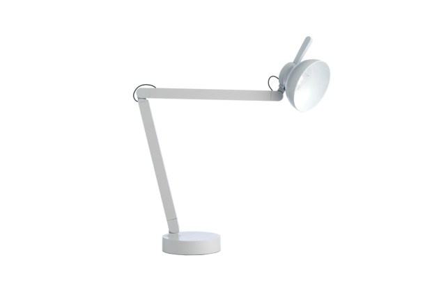 Wrong London PC Task Lamps Light Grey