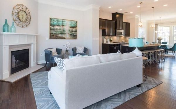 Sugar Hill New Construction Townhome
