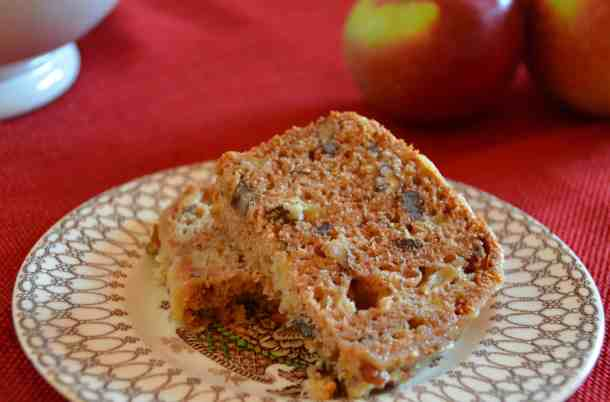 Apple Praline Bread- Home in the Finger Lakes