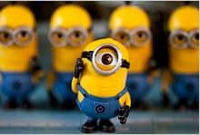 Minion- Photo courtesy of Wikipedia