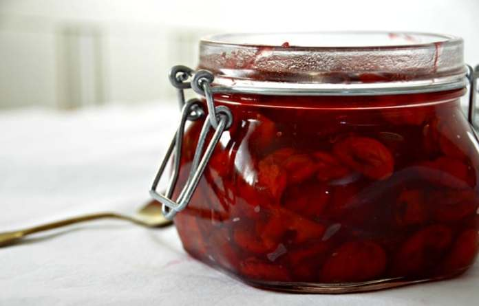 Make sour cherry pie filling using canned, frozen or bottled sour cherries with this recipe - Home in the Finger Lakes