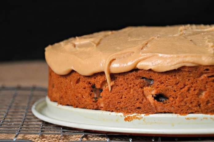 After-school Applesauce Cake