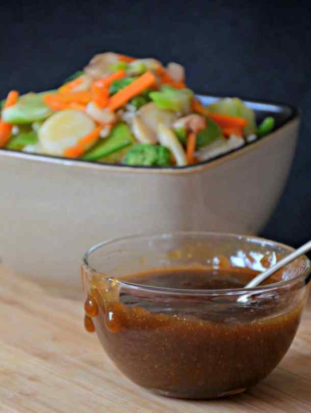 Homemade Teriyaki Sauce Recipe- Home in the Finger Lakes