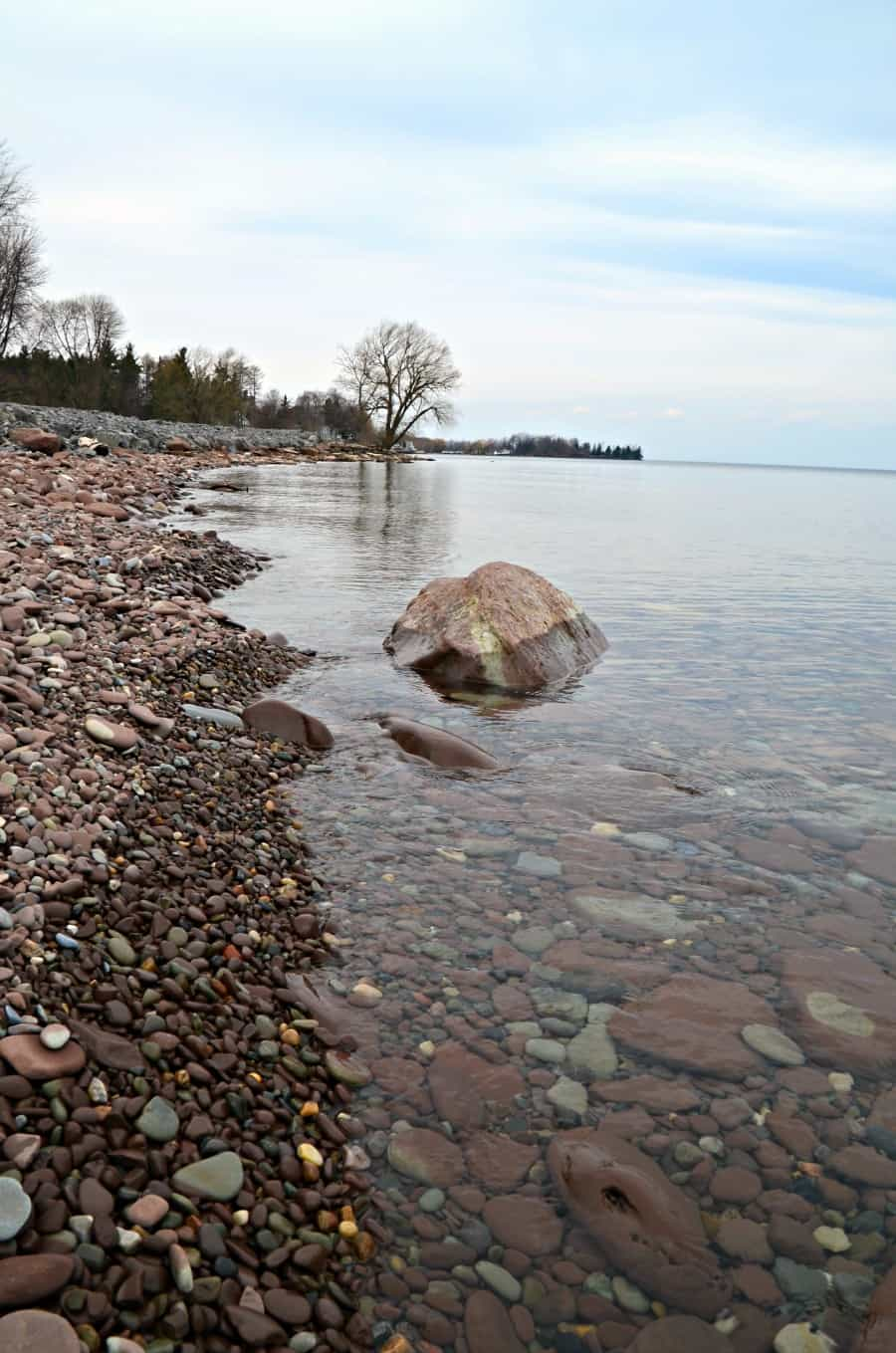 Beach Glass B Foreman Park Lake Ontario NY