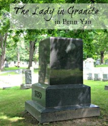 Granite Lady sidebar button