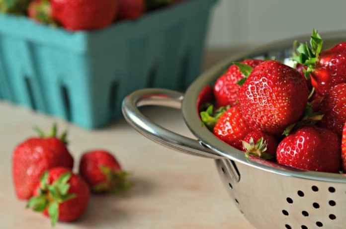 Fresh Strawberries- Home in the Finger Lakes