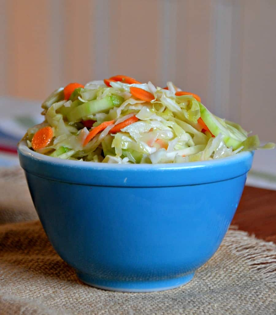 Claremont salad Recipe from Home in the Finger Lakes