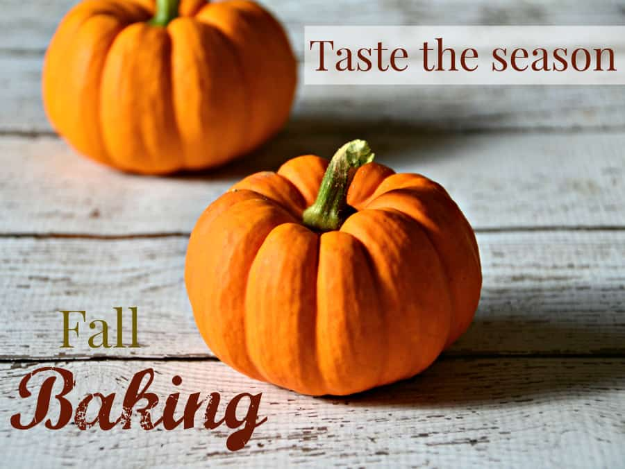 Round Up of Fall Baking Recipes from Home in the Finger Lakes