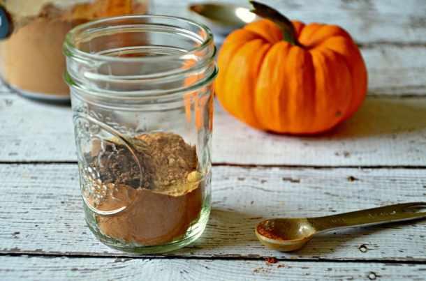 Pumpkin Pie Spice Mix