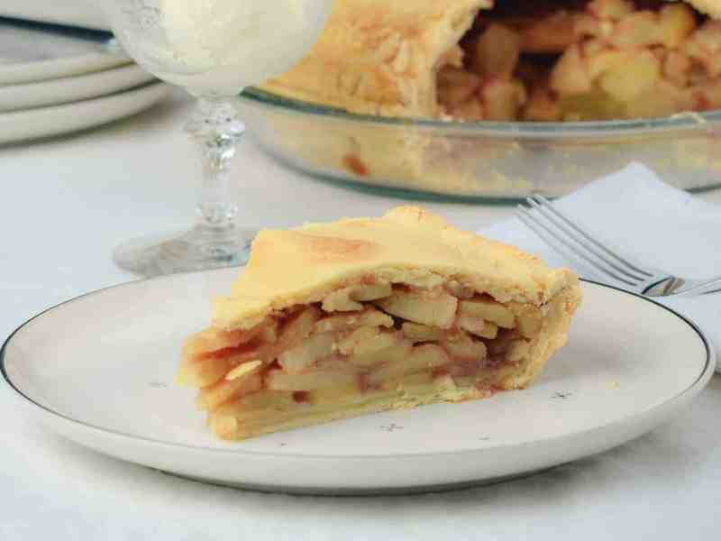 Sibley's Department Store Apple Pie