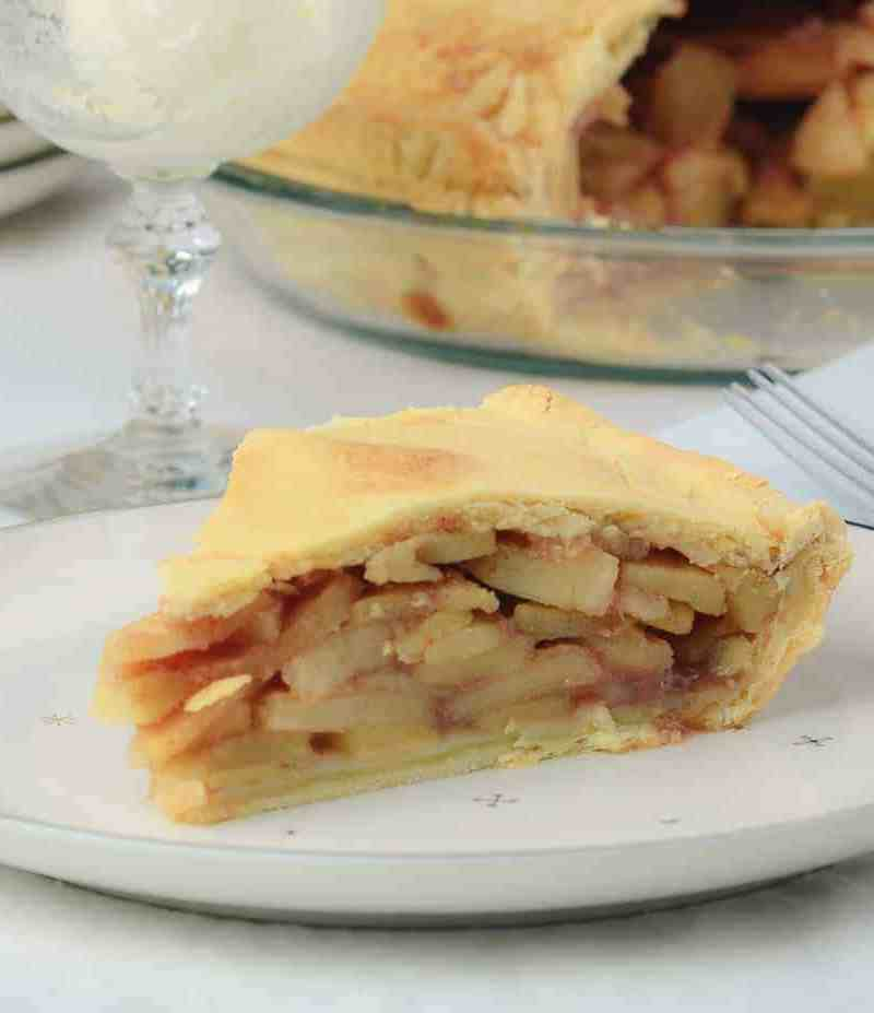 Sibley's Department Store Apple Pie