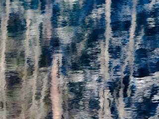 Reflections at Kiikunlähde 5